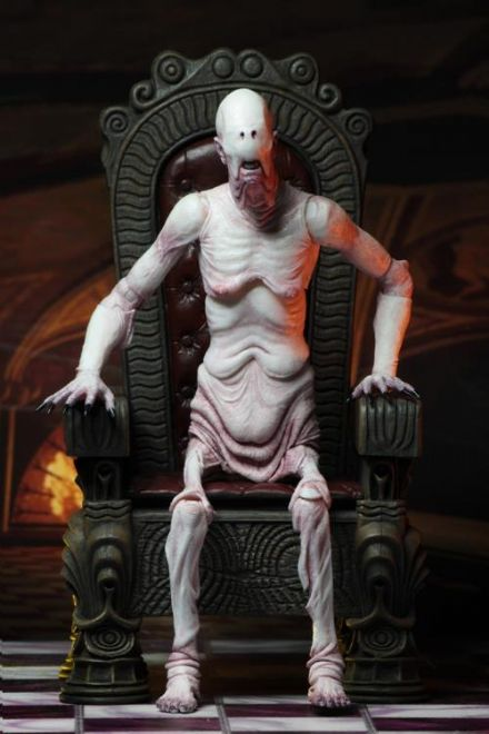 NECA Guillermo del Toro Signature Collection Pale Man  (Pan's Labyrinth)